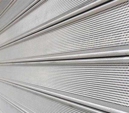 fabrication vente lames pour rideau métallique sousse tunisie